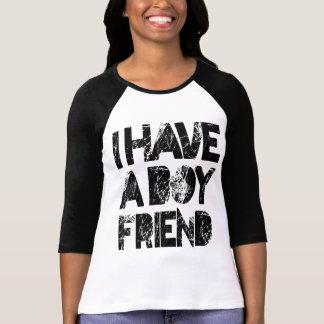 Tengo una camiseta del novio