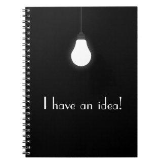 ¡Tengo una idea! Cuaderno