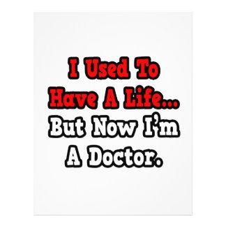Tenía un doctor de la vida… tarjeton