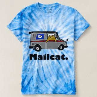 Teñido anudado de Mailcat Camiseta