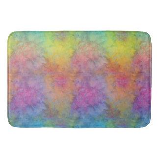 """""""Teñido anudado multicolor de Frost del arco iris"""""""