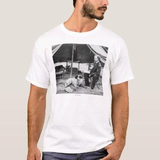 Teniente Georger Custer PhotographVirginia Camiseta