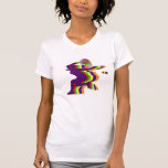 Tenis chica # 8 camiseta