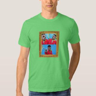 Tenis. Love Story Camiseta