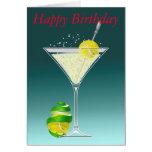Tenis Martini, feliz cumpleaños Felicitaciones
