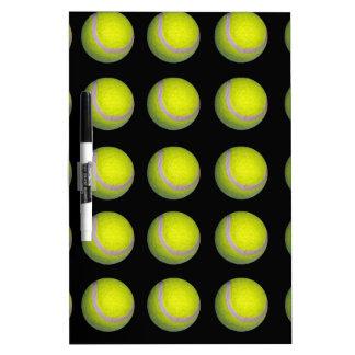 Tennis_Balls_Pattern, _ Pizarra Blanca