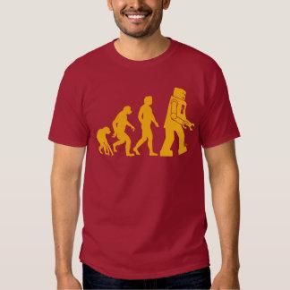 Teoría de Big Bang del tonelero de Sheldon de la Camiseta