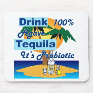 Tequila #2 de la bebida alfombrilla de ratón