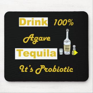 Tequila de la bebida alfombrilla de ratón