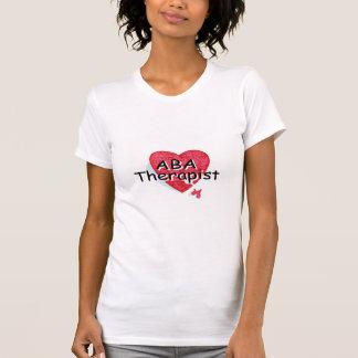 Terapeuta del ABA Camisas