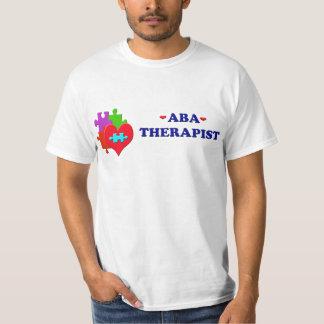 Terapeuta del ABA Camiseta