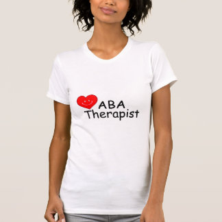 Terapeuta del ABA (Hrt) Camisas