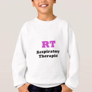 Terapeuta respiratorio sudadera