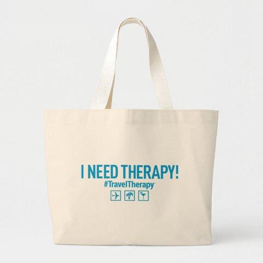 Terapia del viaje bolsa