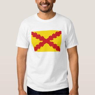 Tercios Morados Viejos Camiseta