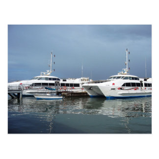 Terminal del taxi del agua, San Fernando, Trinidad Postal