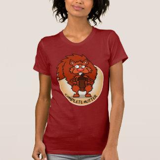 Termine la camiseta femenina de Nutter
