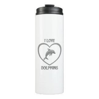 Termo Amo delfínes