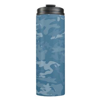 Termo Camuflaje/vaso azules la termal de Camo
