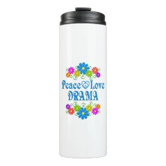 Termo Drama del amor de la paz