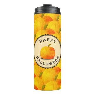 Termo Feliz Halloween de las calabazas