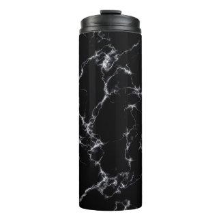 Termo Mármol elegante style4 - blanco y negro