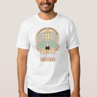 Terraforming registra a la señora del cráneo de camisetas