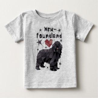 Terranova-geométrico-camiseta-camisa Camiseta De Bebé