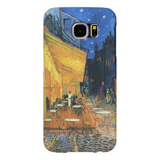 Terraza de Vincent van Gogh-The Café Funda Samsung Galaxy S6