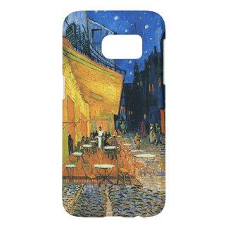 Terraza de Vincent van Gogh-The Café Funda Samsung Galaxy S7