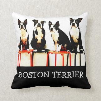 Terrier de Boston Ⅰ Almohadas