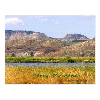 Terry, Montana Postal