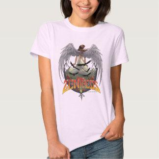 Tesis del zen camiseta