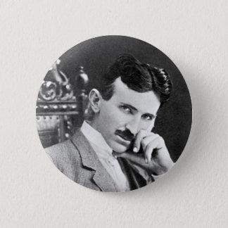 Tesla el botón del genio