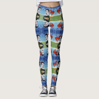 Tesla sabe leggings