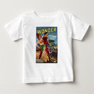 Tesoro de la estrella camiseta de bebé