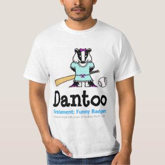 TESTAMENTO: Camiseta DIVERTIDA de Dantoo de los