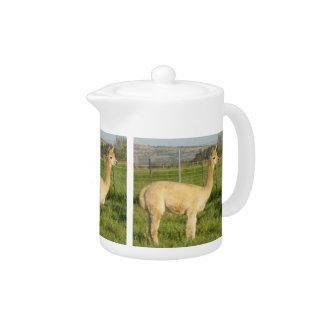 Tetera Alpaca del cervatillo