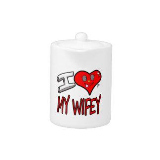Tetera Amo mi Wifey