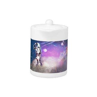 Tetera Astronauta que monta Nova estupendo