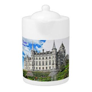 Tetera Castillo de Dunrobin