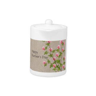 Tetera Día de madres feliz