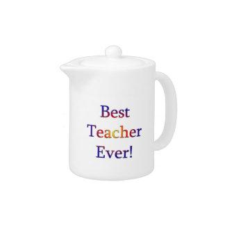 Tetera El mejor profesor nunca