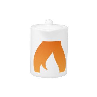 Tetera Elementos del fuego