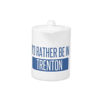 Tetera Estaría bastante en Trenton