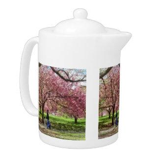 Tetera Goce de los cerezos