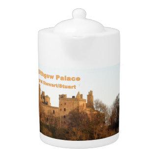 Tetera Palacio de Linlithgow