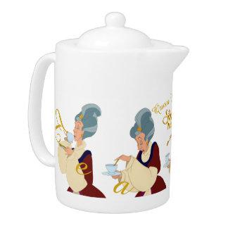 Tetera Princesa Queen Uberta Teapot del cisne