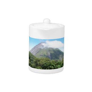 Tetera volcán de Arenal