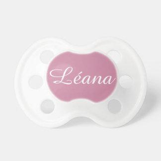 Tetina Léana Chupete De Bebe